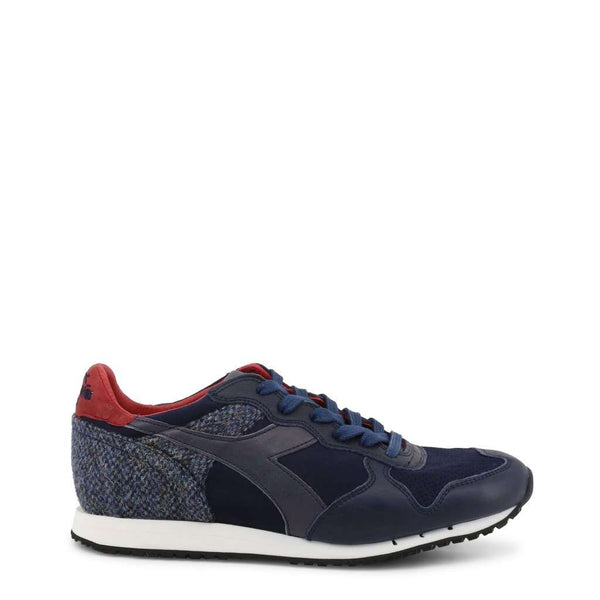 Diadora Heritage -Homme Sneakers Bleu  Modèle TRIDENT_TWEED_PACK