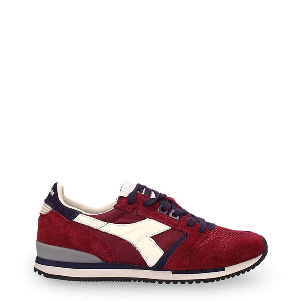 Diadora Heritage -Homme Sneakers Rouge Modèle EXODUS_NYL