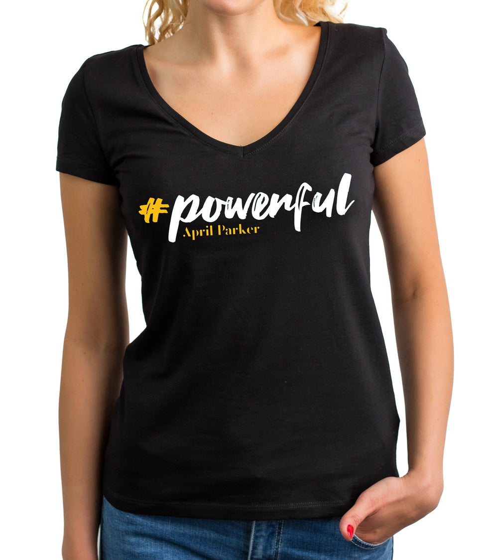 AP vShirt - #Powerful
