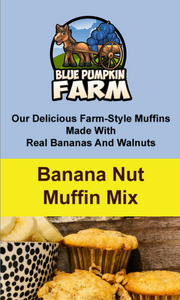 "Banana Nut - ""CLASSIC"" Muffin Mix"