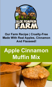 "Apple Cinnamon - ""VEGAN"" Muffin Mix"