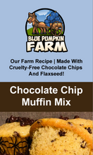 "Load image into Gallery viewer, Chocolate Chip - ""VEGAN"" Muffin Mix"