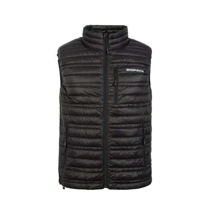 EIGER ULTRA-LIGHT VEST BLACK