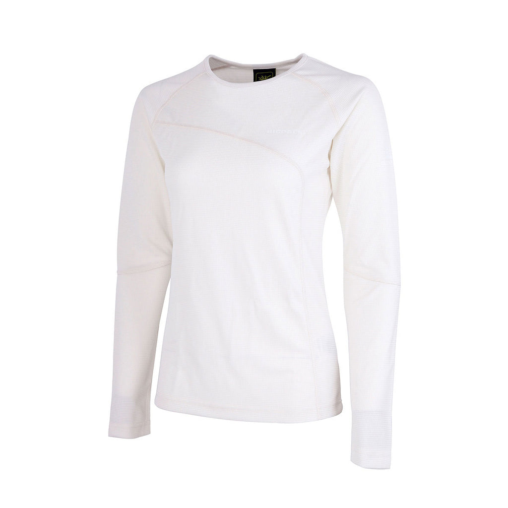 LD LD ACTIVE ROUND NECK LS T-SHIRT