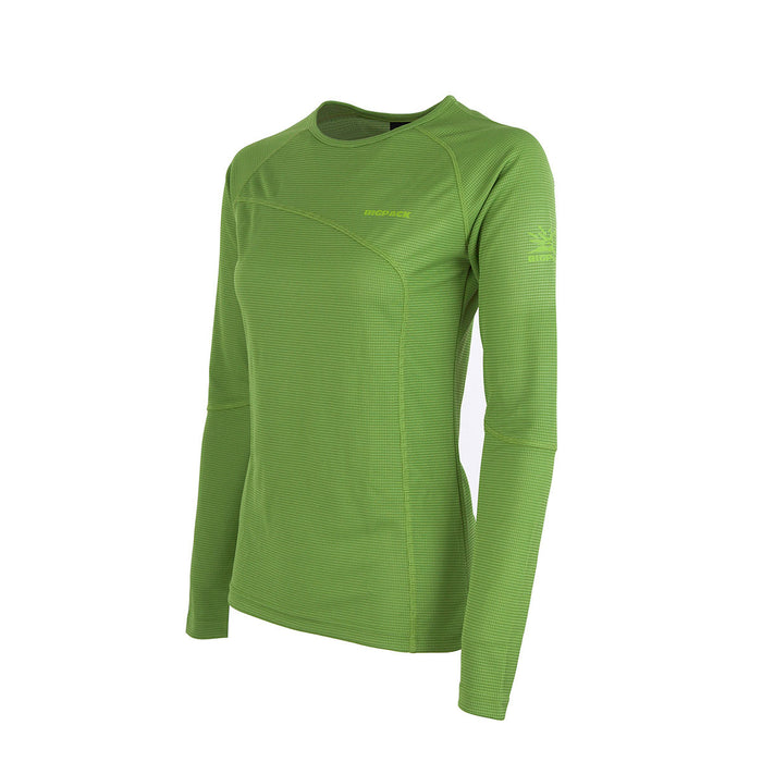 LD ACTIVE ROUND NECK LS T-SHIRT