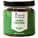 Fried Pepper Paste ~ Heatless