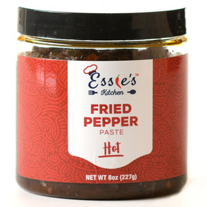 Fried Pepper Paste ~ Hot