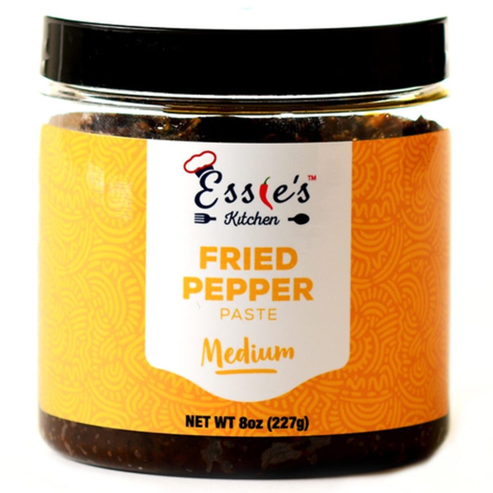 Fried Pepper Paste ~ Medium