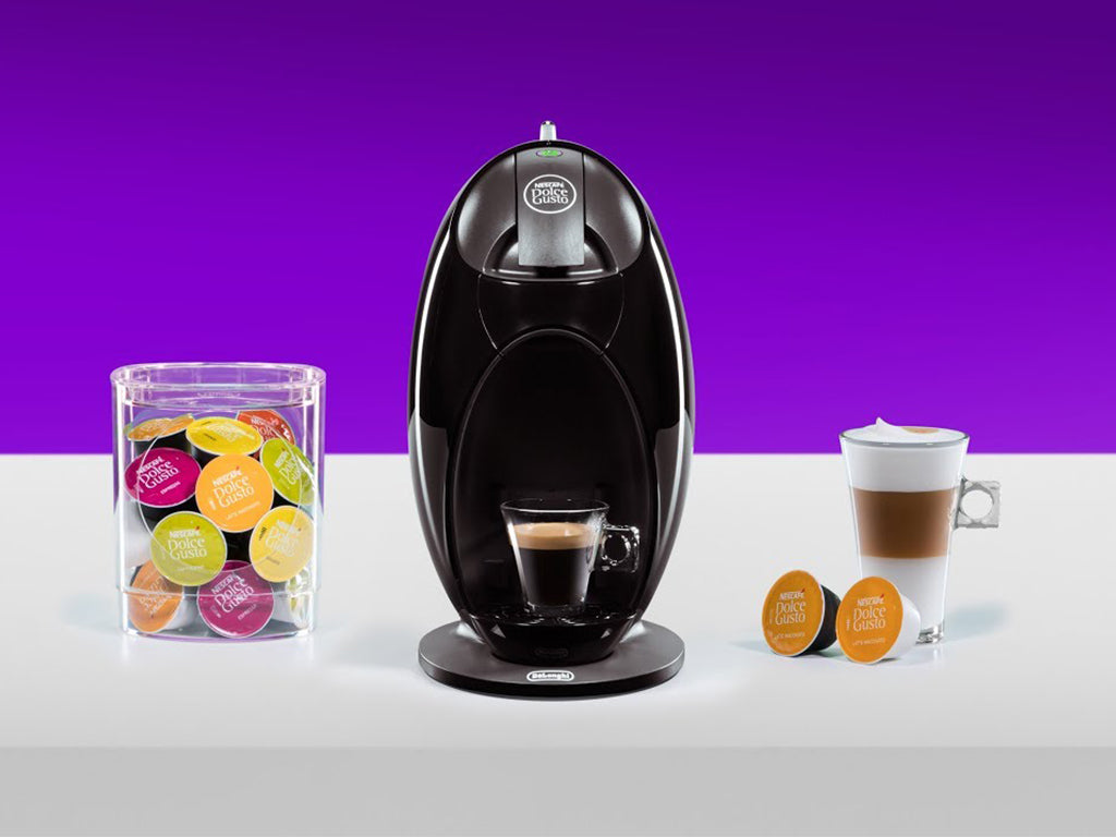 Nescafé Dolce Gusto Jovia by De'Longhi – EDG250B Coffee Machine