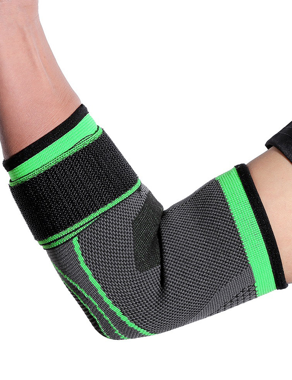 Elbow Brace Compression Sleeve Arm Support - Sports Accessories Collectors - Shinymod