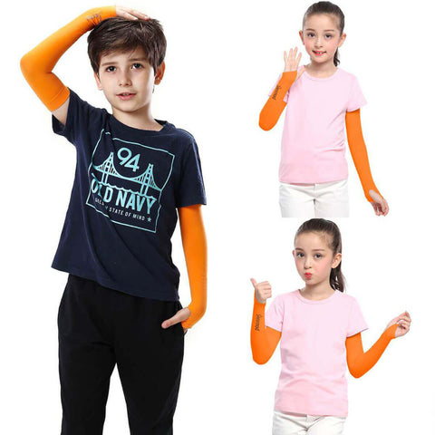 Cooling Arm Sleeves For Kids - Sports Accessories Collectors - Shinymod