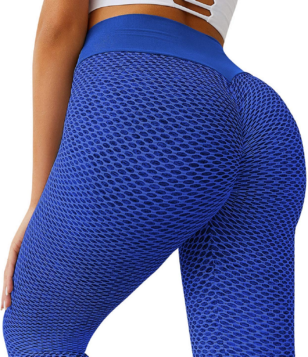 Sexy Mesh Fitness Leggings - Sports Accessories Collectors - Shinymod