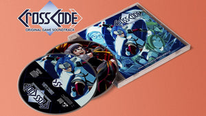 CrossCode original game soundtrack physical retail release