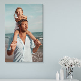 Personalised Canvas Prints