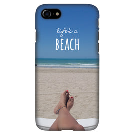 Life's a Beach Phone Case