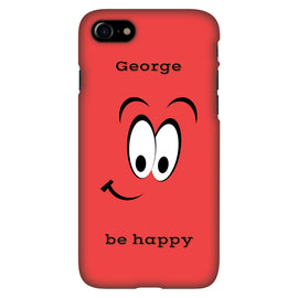 Happy Face - Personalised Phone Case