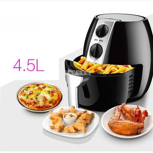 Smoke-Free and Oil-Free Air Fryer