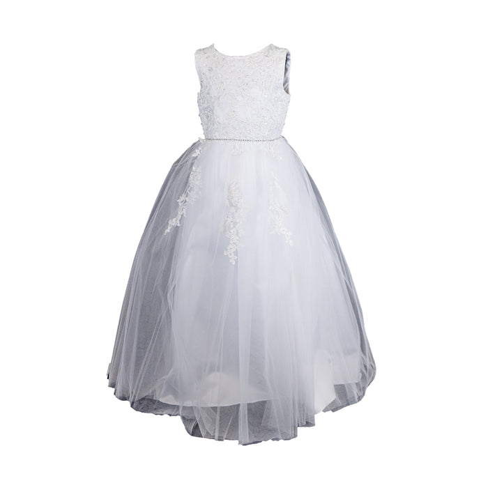 Little People Communion Dress - 685 - jean-millar-bridal