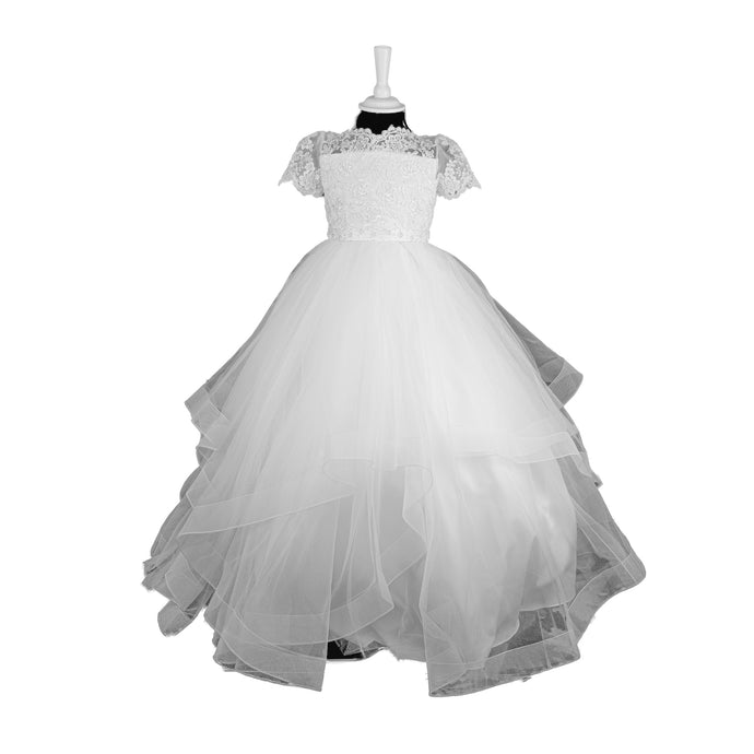 Isabella Communion Dress - 691 - jean-millar-bridal