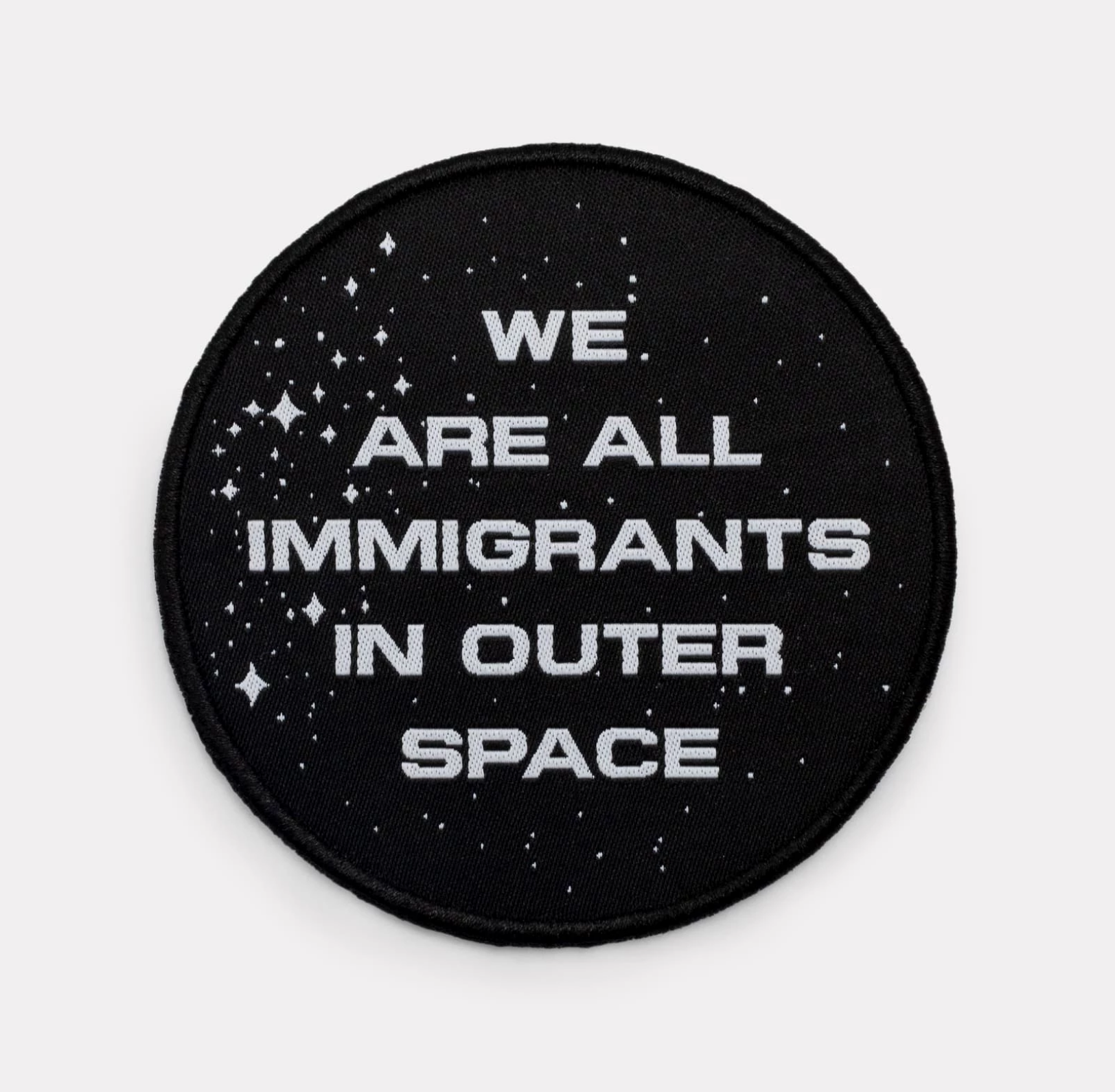 Space Immigrants Patch
