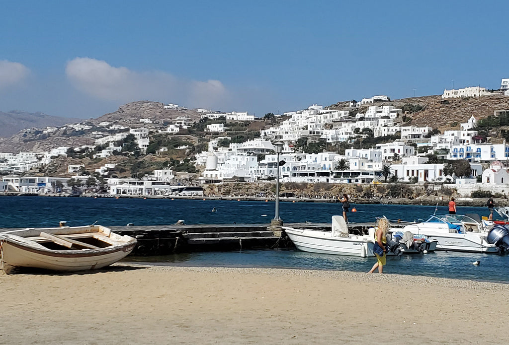 Travel PAKT Mykonos Greece