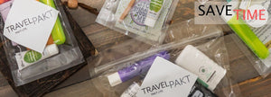 Travel PAKT Save Time Packing Toiletries