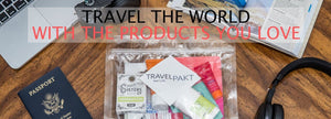 Travel PAKT Get Products You Love Toiletries