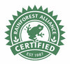 Rainforest Alliance Certified™ seal | Travel PAKT