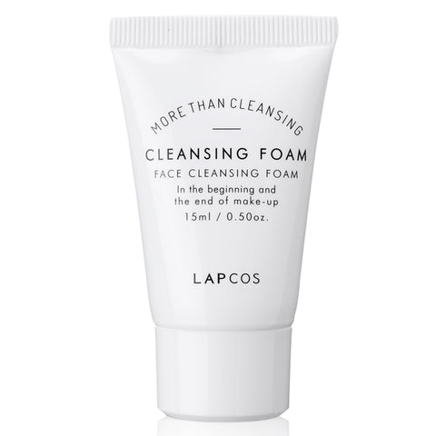 LAPCOS Cleansing Foam - Travel PAKT
