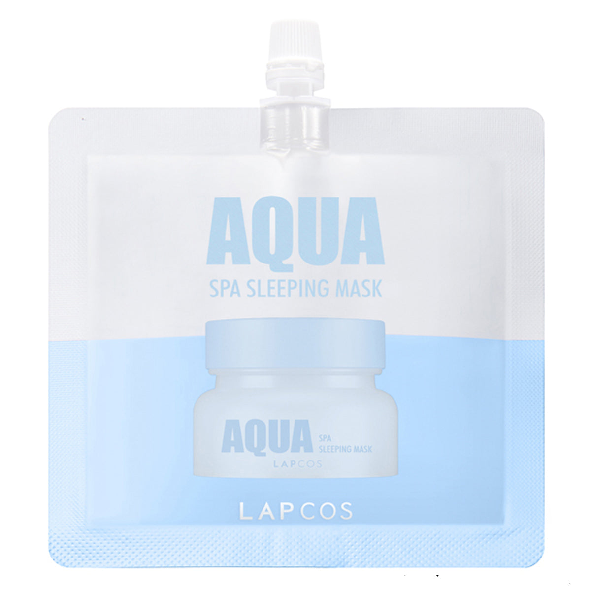 LAPCOS Aqua Sleep Mask - Travel PAKT