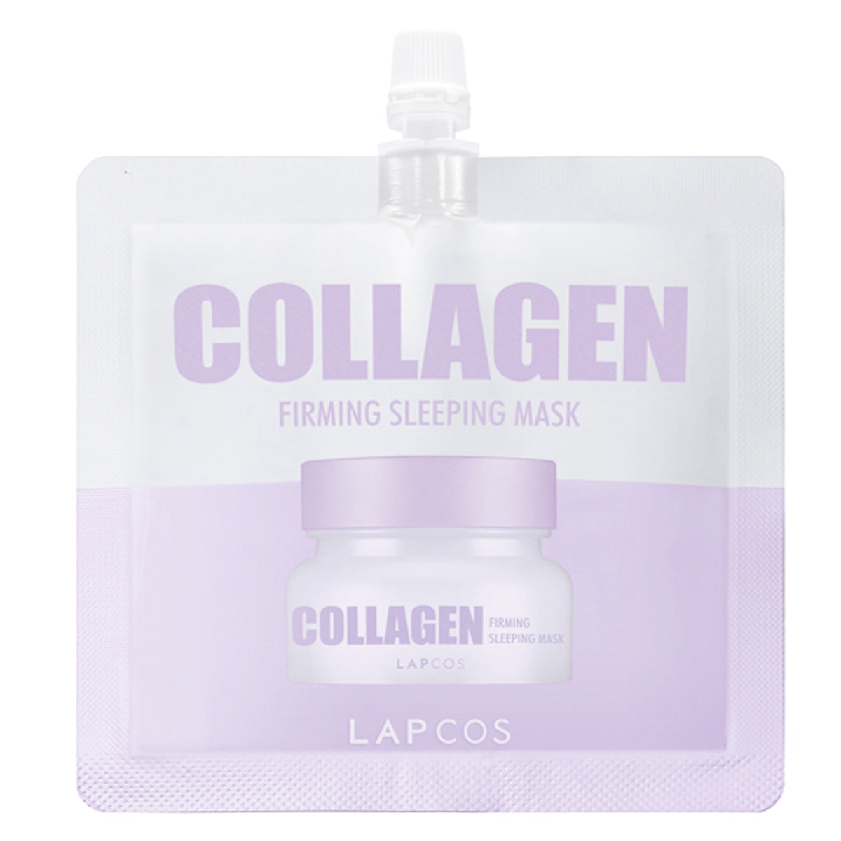 LAPCOS Collagen Sleep Mask - Travel PAKT