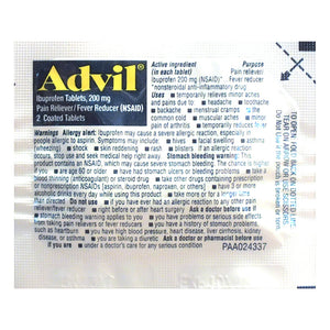 Advil - Travel PAKT