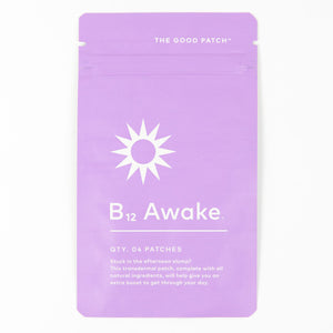 The Good Patch B12 Awake - Travel PAKT