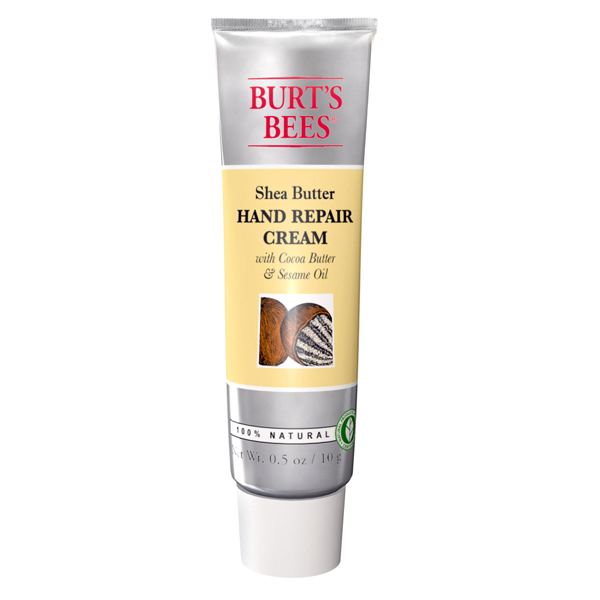 Burt's Bees Shea Butter Hand Repair Cream - Travel PAKT
