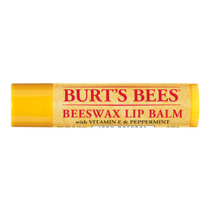 Burt's Bees Original Beeswax Lip Balm - Travel PAKT
