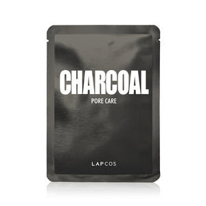 LAPCOS Charcoal Pore Care Mask - Travel PAKT