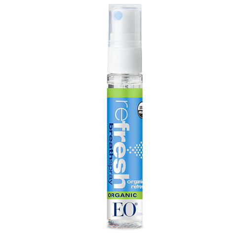 EO Organic Refresh Breath Spray - Travel PAKT