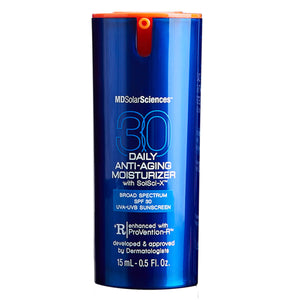 MDSolarSciences SPF 30 Daily Anti-Aging Moisturizer - Travel PAKT