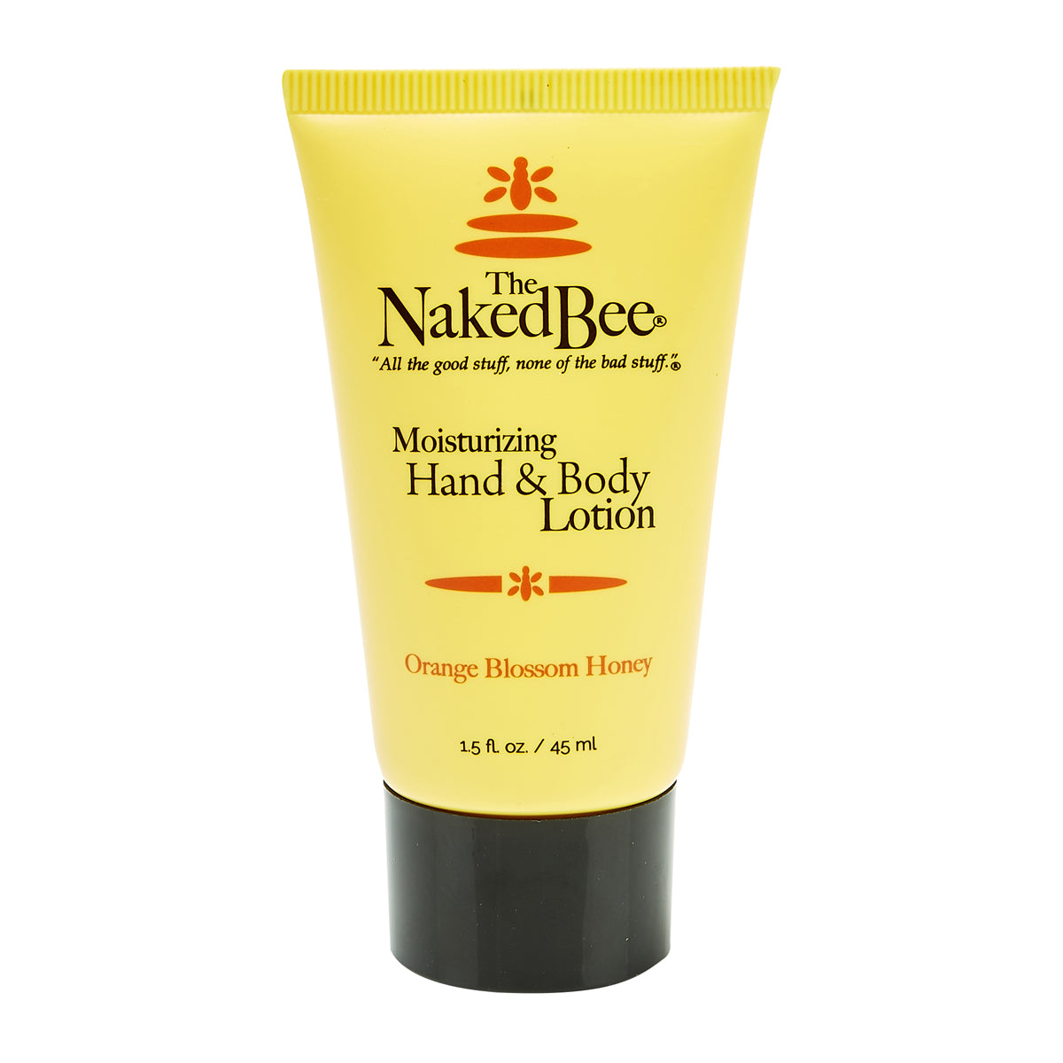 Naked Bee Body Lotion - Travel PAKT