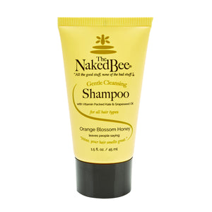 Naked Bee Shampoo - Travel PAKT