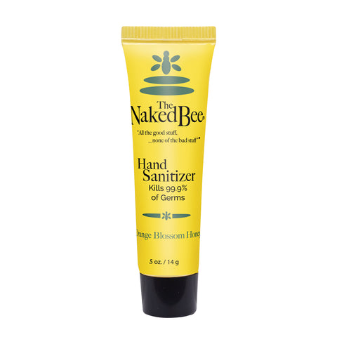 Naked Bee Mini Hand Sanitizer - Travel PAKT