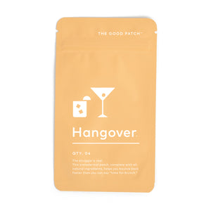 The Good Patch Hangover - Travel PAKT