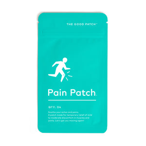 The Good Patch Pain Patch - Travel PAKT