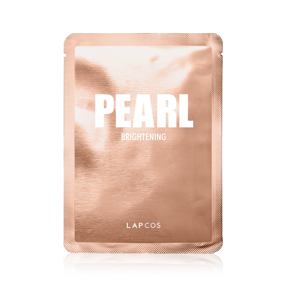 LAPCOS Pearl Brightening Mask - Travel PAKT