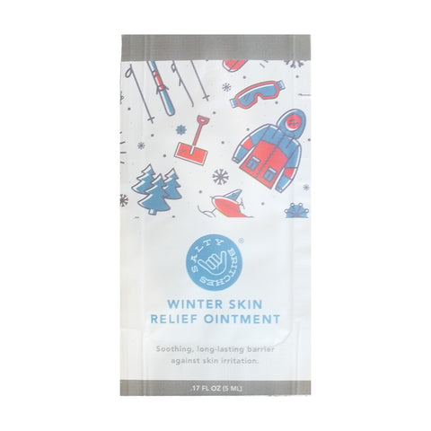 Salty Britches Winter Skin Relief Ointment - Travel PAKT