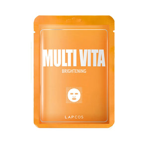 LAPCOS Multi Vita Brightening Mask - Travel PAKT