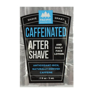Pacific Shaving Co. Caffeinated After Shave - Travel PAKT