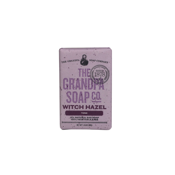 Grandpa Soap Co. Witch Hazel Soap - Travel PAKT