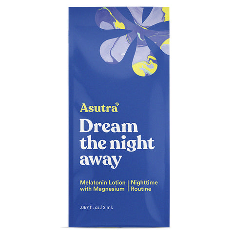 Asutra Melatonin Lotion Single - Travel PAKT