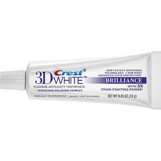 Crest 3D White Brilliance - Travel PAKT